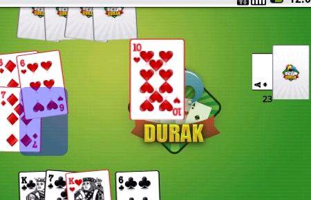 Скачать игру дурак на смартфон бесплатно