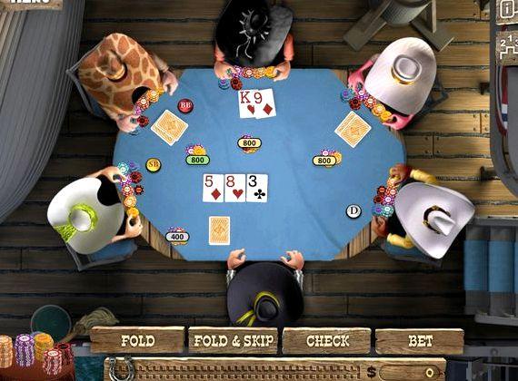 онлайн игры покер с компьютером на русском бесплатно