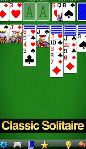 Солитер пасьянс играть бесплатно по 3 карты