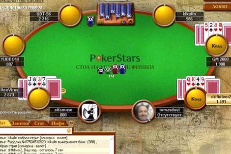 Стад покер правила