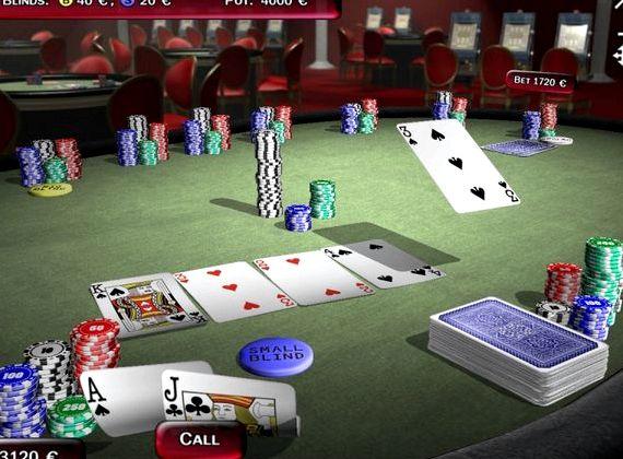 Texas holdem poker скачать