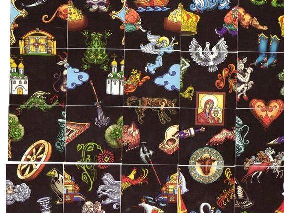 Толкование карточек пасьянса зодиак из 20 штук
