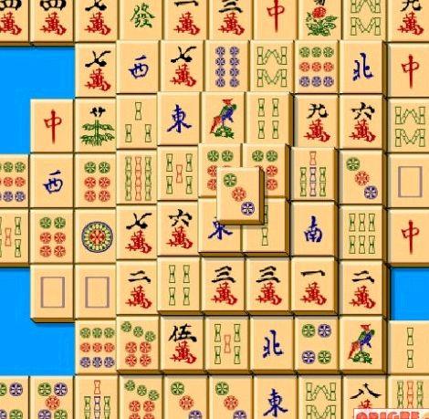Японский пасьянс онлайн