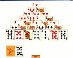 скачать карточную игру пирамида бесплатно на компьютер - фото 11